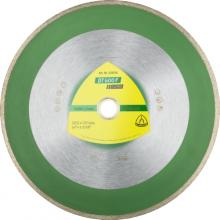 Klingspor Inc 325374 - Large diamond cutting blades DT/SUPRA/DT600F/S/10X5/64X1-3/16/GR/7