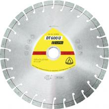 Klingspor Inc 322634 - Diamond cutting blades for angle grinders DT/SUPRA/DT600U/S/9X7/64X7/8/30K/9