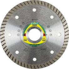 Klingspor Inc 330628 - Diamond cutting blades for angle grinders DT/SPECIAL/DT900FT/S/7X5/64X7/8/GRT/7