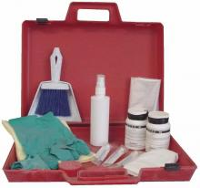 Spilkleen MERCAU - Mercury Spill Kit Up To 40ml.